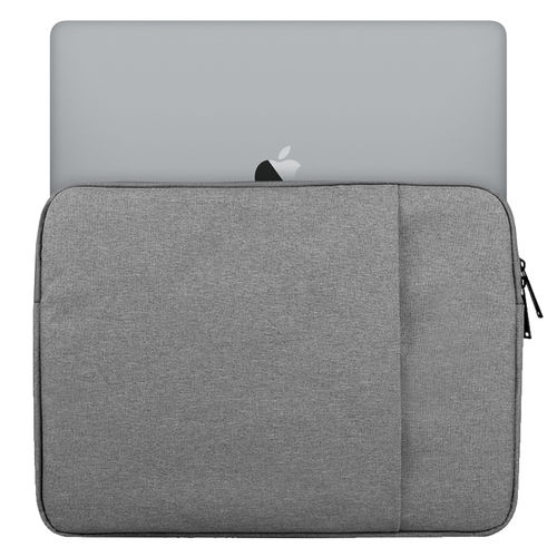 "Universal Slim Carry Sleeve Bag Case for 13"" Laptop / Tablet - Grey"